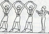 Древние Египетские танцы Танцы были важной частью жизни и культуры древнего Египта. Девушки служанки давали представления перед своими высокопоставленными или королевскими хозяевами. Пока фермеры танцевали на сборе урожая, профессиональные танцоры выступали на фестивалях, церемониях, похоронах и других событиях.